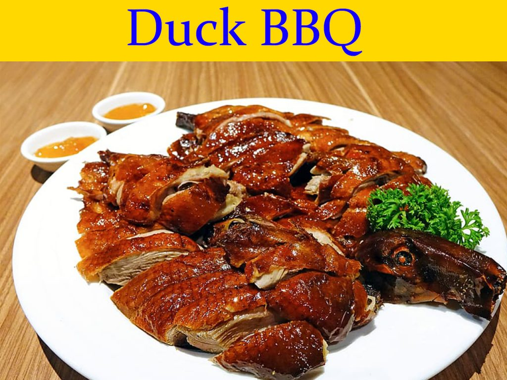 top ten Korean BBQs (duck bbq)