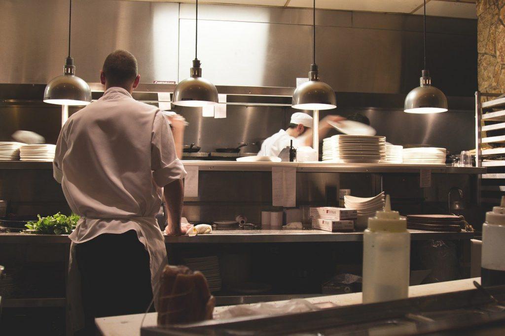 food contamination in kitchen