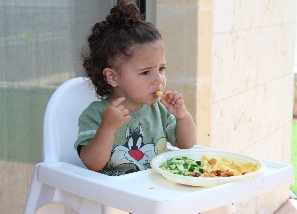 food safety for kids