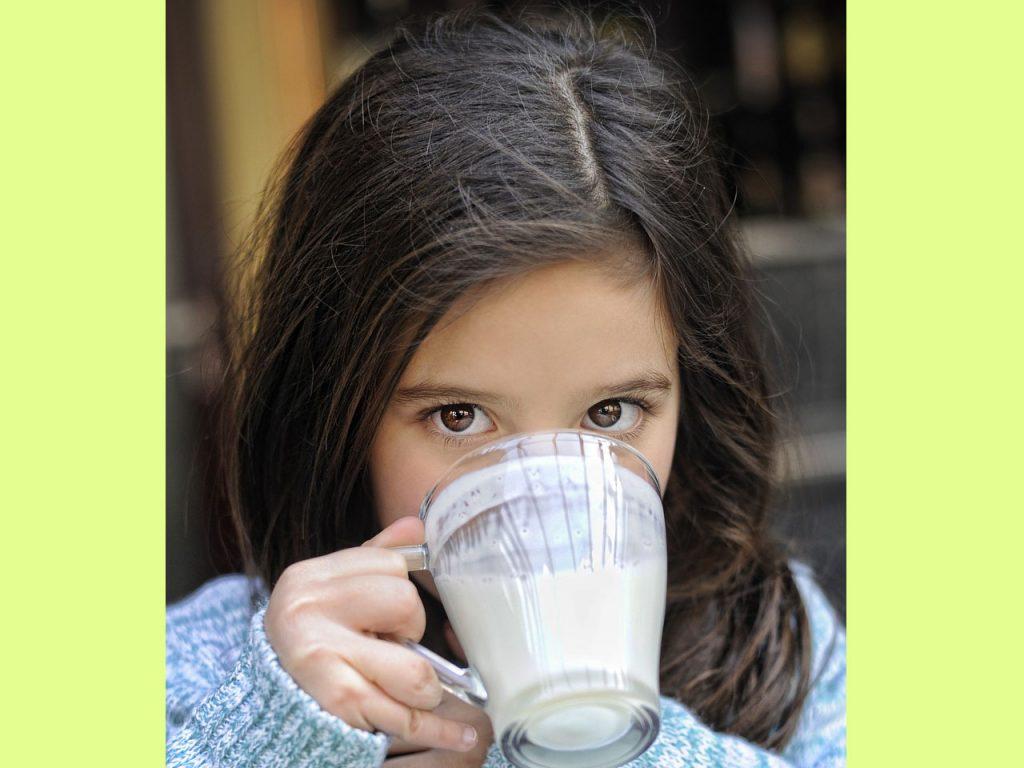 Milk Health Benefits