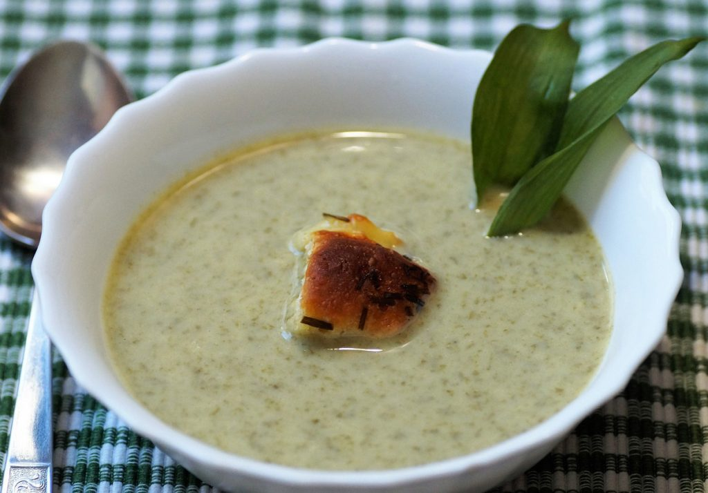 Soup for Peptic Ulcer